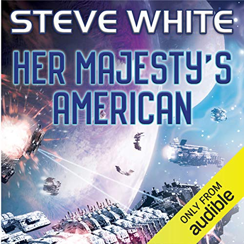 Couverture de Her Majesty's American