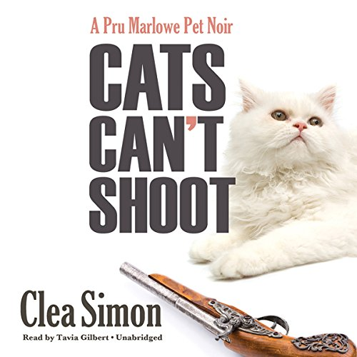 Cats Can't Shoot audiobook cover art