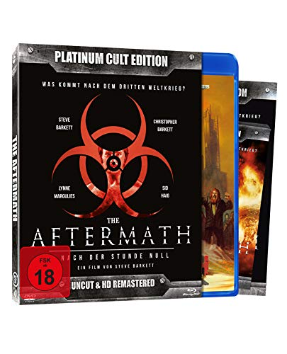 The Aftermath - Uncut (Platinum Cult Edition - BD+DVD+CD + 16-seitiges Booklet & Sammelcoupon) limitierte Auflage 1000 Stück !!