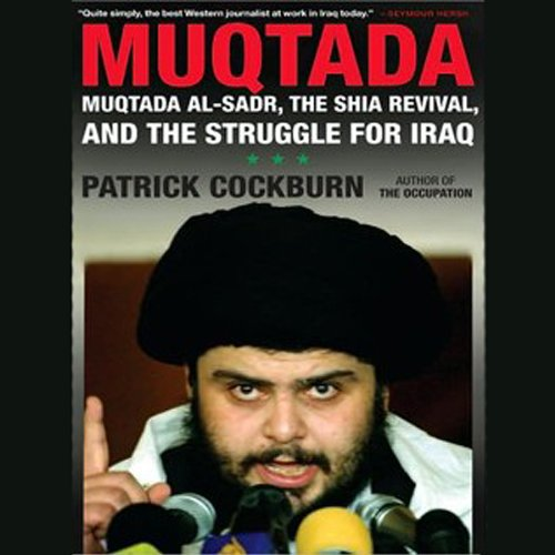 Muqtada Audiobook By Patrick Cockburn cover art