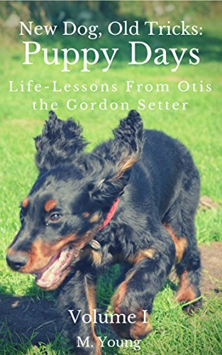 Book: New Dog, Old Tricks: Puppy Training, Dog Training, and Self Help Lessons from Otis the Gordon Setter by M Young