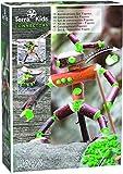 HABA 305343 - Terra Kids Connectors - Konstruktions-Set Figuren, Kinder-Bastelset für kreative...