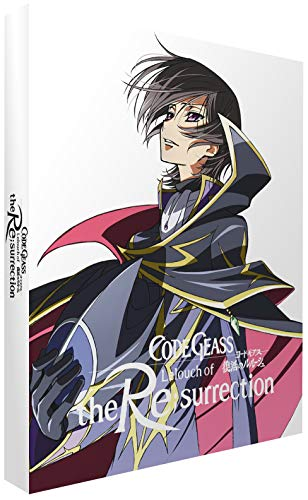 Code Geass: Lelouch of the Re;Surrection - Collector's Edition (Dual Format) [Blu-ray]