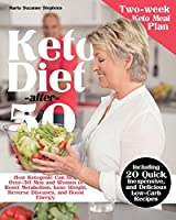 Keto Diet after 50: How Ketogenic Can Help Over-50 Men and Women to Reset Metabolism, Lose Weight, Reverse Diseases, and Boost Energy. Including 20 Quick, Inexpensive, and Delicious Low-Carb Recipes