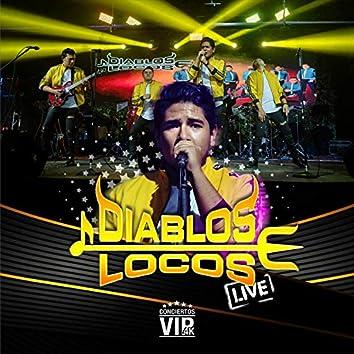 Conciertos Vip 4K: Diablos Locos (Live)