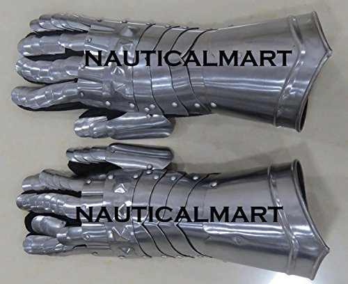 Mittelalter Handschuhe Handschuhe Finger Armor Armour Mittelalter Schwert Fighting Battle Ready By Nauticalmart