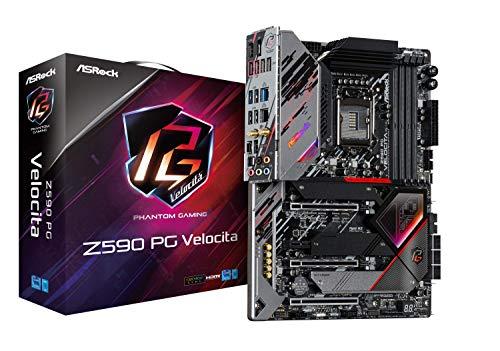 Asrock Z590 PG Velocita Intel Z590 LGA 1200 Socket H5 ATX