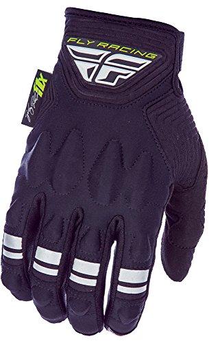 FLy Racing Patrol Motocross/Mountainbike handschoenen XC Lite zwart-grijs