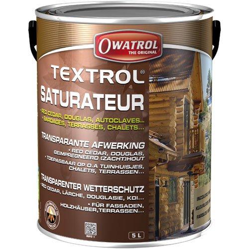 5 ltr Owatrol Textrol rustikal