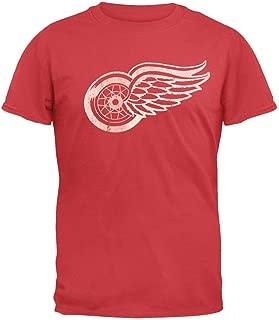 Red Jacket Men's Brass Tacks NHL Short Sleeve T Shirt