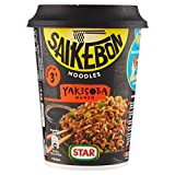 Star Noodles Yakisoba Saikebon Manzo, 93g