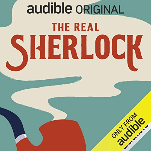 The Real Sherlock cover art