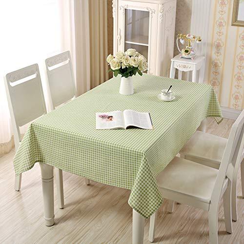 Dekoration Wasserdicht Tischdecken, Spritzwassergeschützte Polyester Aus Stoff Tisch-Abdeckung Für Küche Dinning Tabletop Auf Hochzeiten oder Bankett Picknick-D 120x120cm