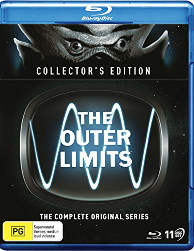 The Outer Limits: The Complete Original Series (collector's Edition) - Blu Ray