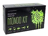 Catch Co Googan Squad Bass Fishing Mondo Kit | Googan Squad Flat Banger, Zinger, Juicee Jig, Necko Sun Mask and Googan Baits Krackin' Craw