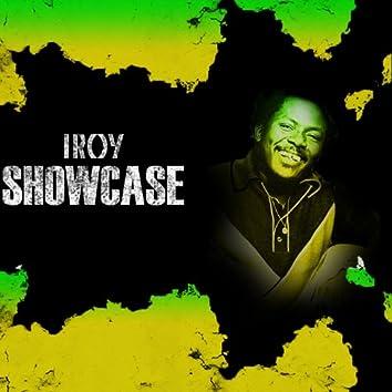 I Roy Showcase Platinum Edition