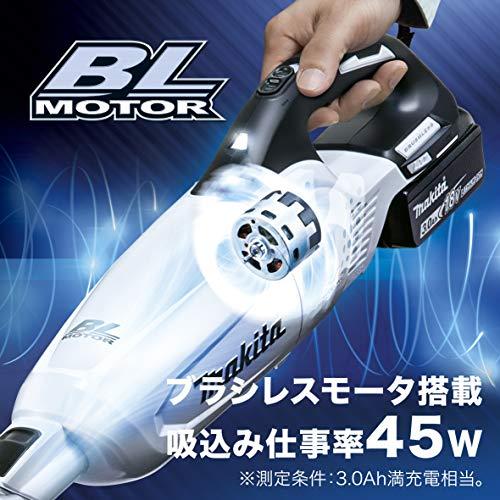 マキタコードレス掃除機CL280カプセル式18V18Vバッテリ充電器付CL280FDRFW