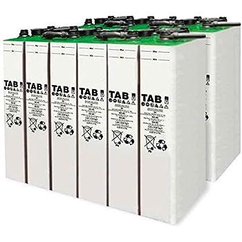 Bater/ía 250Ah solar GEL 250Ah 12v PlusEnergy TPG250 descarga muy profundo