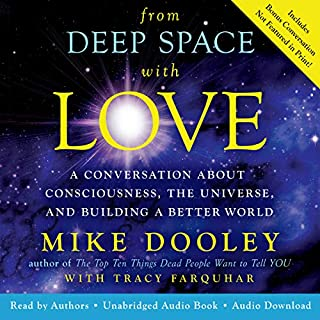 From Deep Space with Love cover art