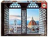 Educa - Vista de Florencia Puzzle, 1000 Piezas, Multicolor (18460)