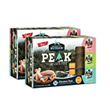Rachael Ray Nutrish PEAK Natural Wet Cat Food Adventure Pack Variety, 2 Ounce Cup (24 Count), Grain Free, High Protein