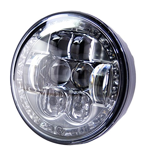 "JW Speaker 8630 5.75"" 12/24V Evo LED Headlight (LHD)"