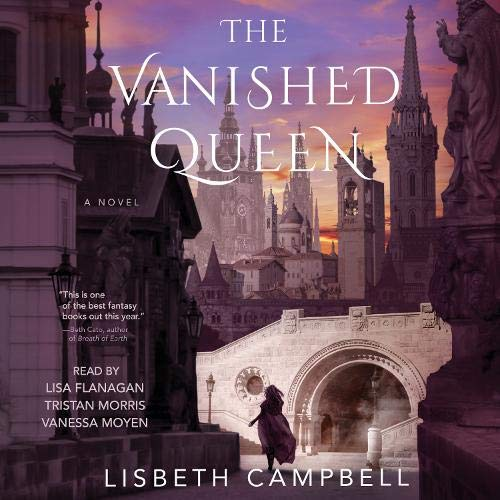 The Vanished Queen  By  cover art