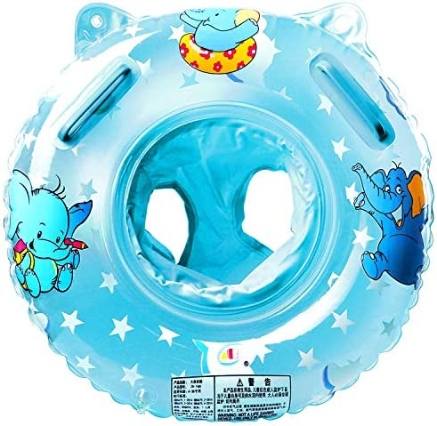 StillCool Baby Swimming Float Inflatable Swimming Ring with Float Seat for 6 Months 6 Years product image