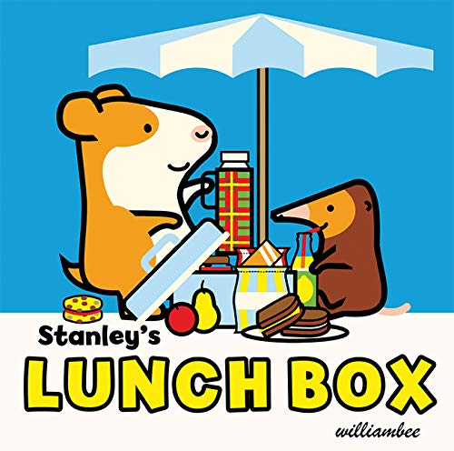 Stanley's Lunch Box (Stanley Board Books, Band 7)