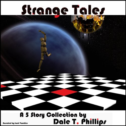 Strange Tales: A Five-Story Collection audiobook cover art