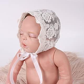 baby christening bonnet