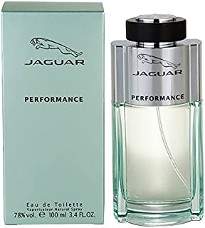 Jaguar Performance By Jaguar For Men, Eau De Toilette Spray, 3.4-Ounce Bottle