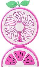 Beare Mini USB-ventilator stille ventilator kantoor desktop ventilator handventilator tafelventilator mooie fruitvorm voor...