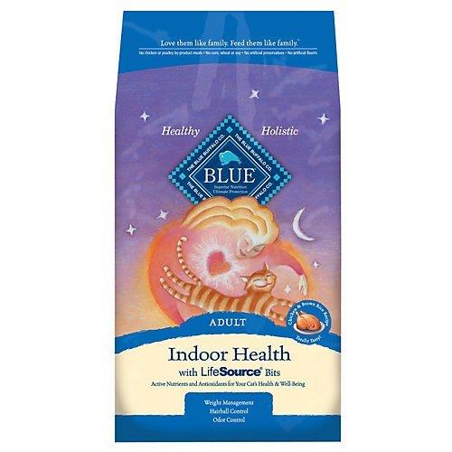 Blue Buffalo Indoor Health Dry Cat Food 7lb