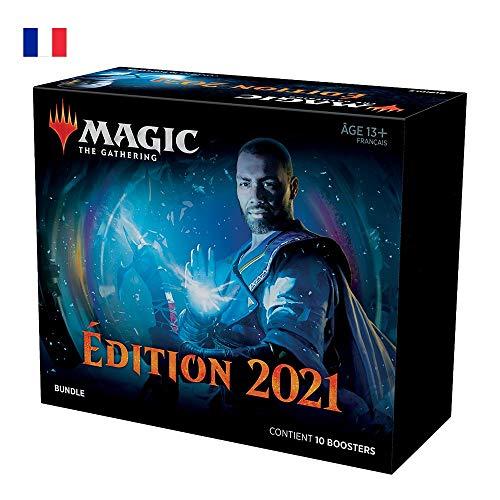 Magic The Gathering- Bundle Édition de Base 2021