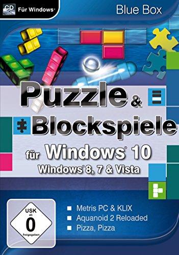 Puzzle & Blockspiele für Windows 10 (PC)