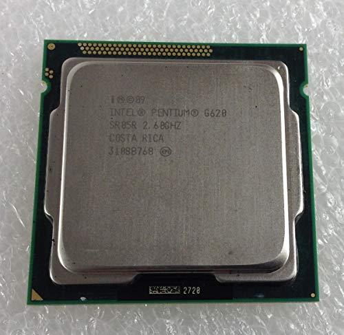 SR05R - Intel CPU PENTIUM G620 2.60GHz 2C 3MB 65W