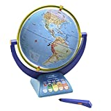 Educational Insights GeoSafari Jr. Talking Globe Featuring Bindi Irwin - Globe for Kids