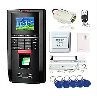 biometric door access