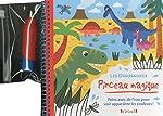 Pinceau magique - Les Dinosaures de Mélusine ALLIROL