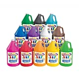Colorations Simply Washable Tempera Paint, 12...