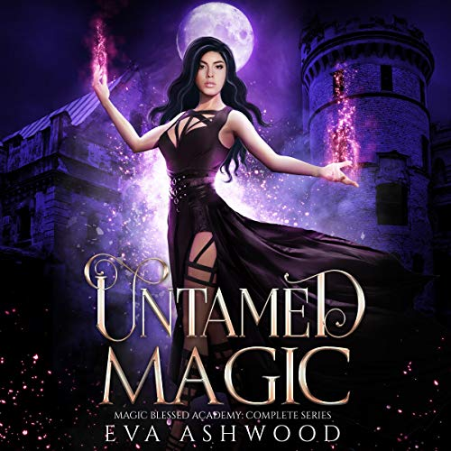 Couverture de Untamed Magic