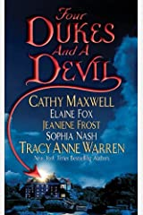 Four Dukes and a Devil (Night Huntress) Kindle Edition