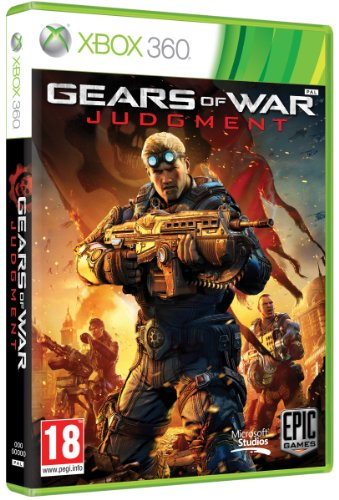 Gears of War Judgment XB360 UK nur englisch