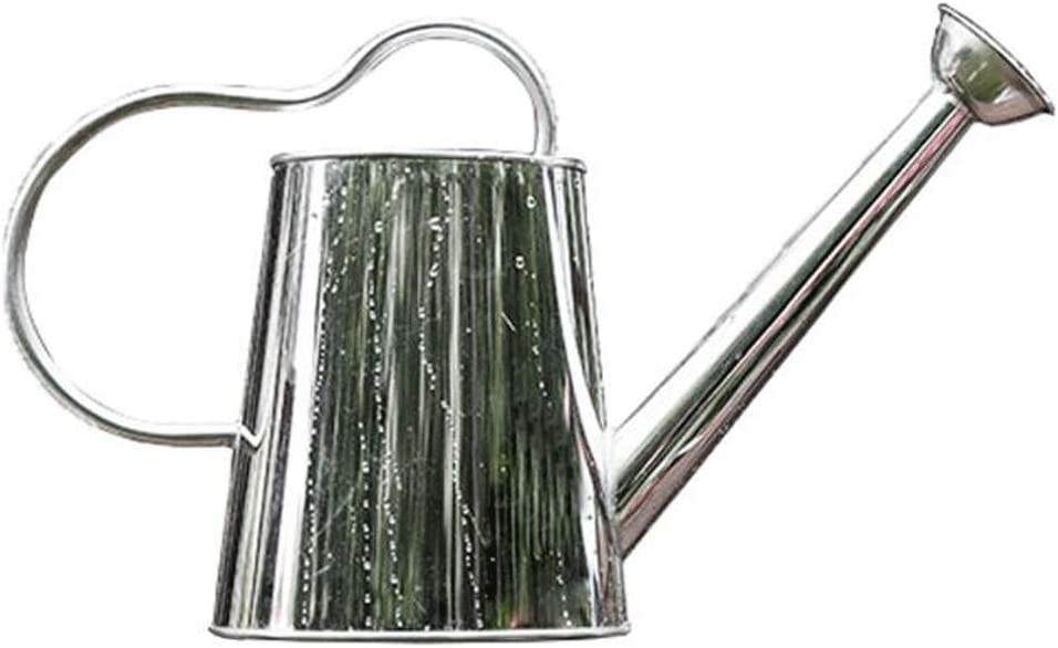 Plant Sprinkling Now free shipping Pot Household Stainless Kett NEW Steel Can Watering