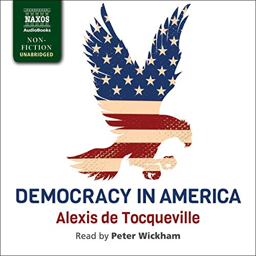 Democracy in America cover art