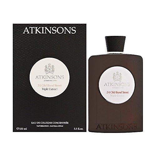 Photo of Atkinsons 24 Old Bond Street Triple Extracto Agua de Colonia 100 ml
