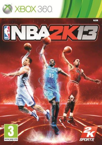 Take-Two Interactive  NBA 2K13, Xbox 360
