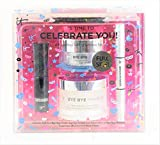 It Cosmetics It's Time To Celebrate YOU! 4-piece best selling skincare set - Bye Bye Under Eye Cream, Makeup Balm, Brow Power. Superhero