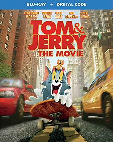 Tom and Jerry (Blu-ray +Digital)